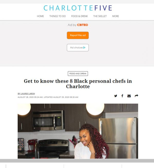 Charlotte-Five-Get-to-Know-These-8-Black-Personal-Chefs-in-Charlotte-Article-Chef-Kevin-Winston