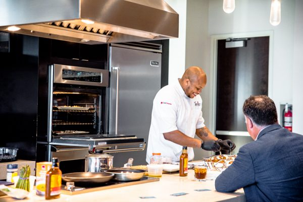 Chef Kev Winston Cooking Classes Charlotte North Carolina